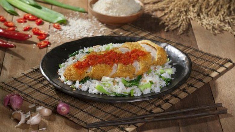 Resep chicken katsu bergaya modern