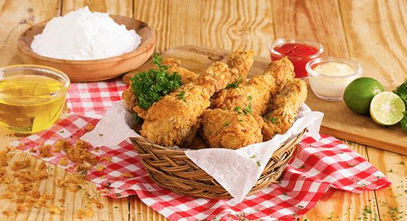 resep ayam goreng crispy Resep Indonesia CaraBiasa.com