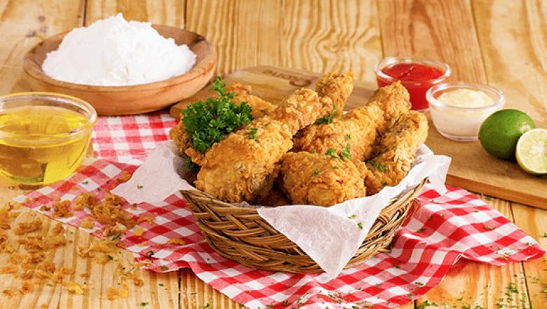Resep Ayam Goreng Crispy yang Tidak Bisa Dilewatkan