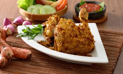 Resep Ayam Goreng Lengkuas Padang