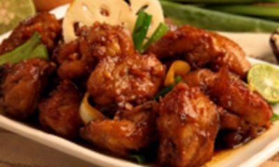 resep ayam kecap mentega sederhana