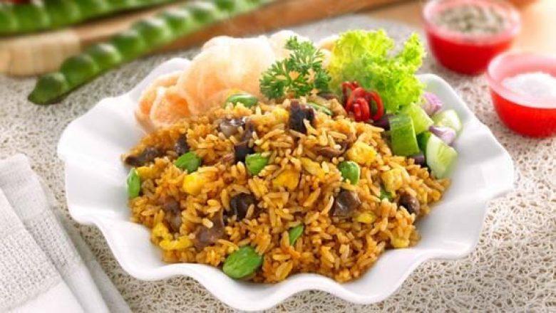 resep nasi goreng petai spesial