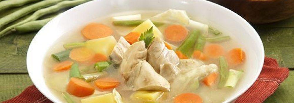 Resep Sup Ayam Bening Yang Menyegarkan Masak Apa Hari Ini