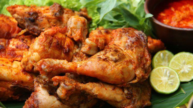 Resep Ayam Bakar Kecap Pedas Manis Masak Apa Hari Ini