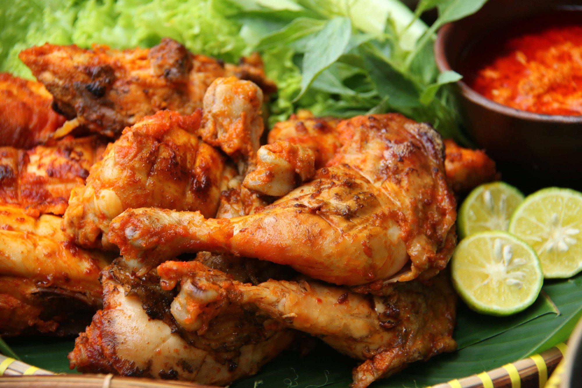 Resep Ayam Bakar Kecap Pedas Manis - Masak Apa Hari Ini?