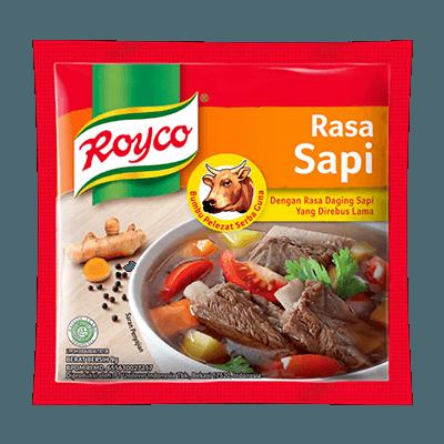 Royco Kaldu Rasa Sapi 9gr