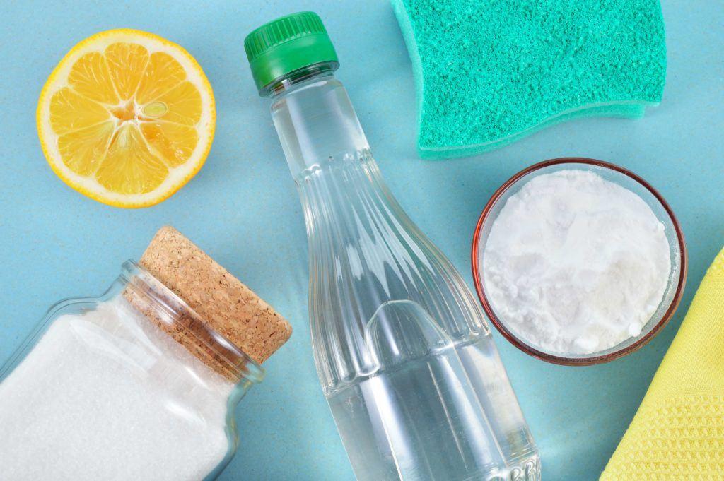 Inilah bahan-bahan alami yang bisa kita gunakan untuk membersihkan dapur