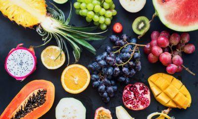 menyimpan buah