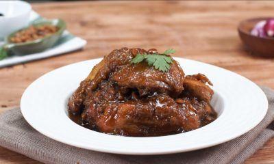 Resep Ayam Sioh Tauco