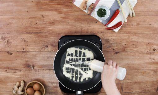 Roti Jalah Kuah Kari