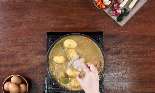 Resep Telur Petis Madura khas Pesisir
