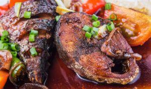 Masak Ikan Tongkol