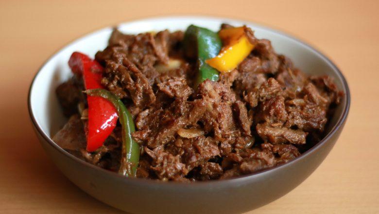 resep olahan daging sapi lada hitam