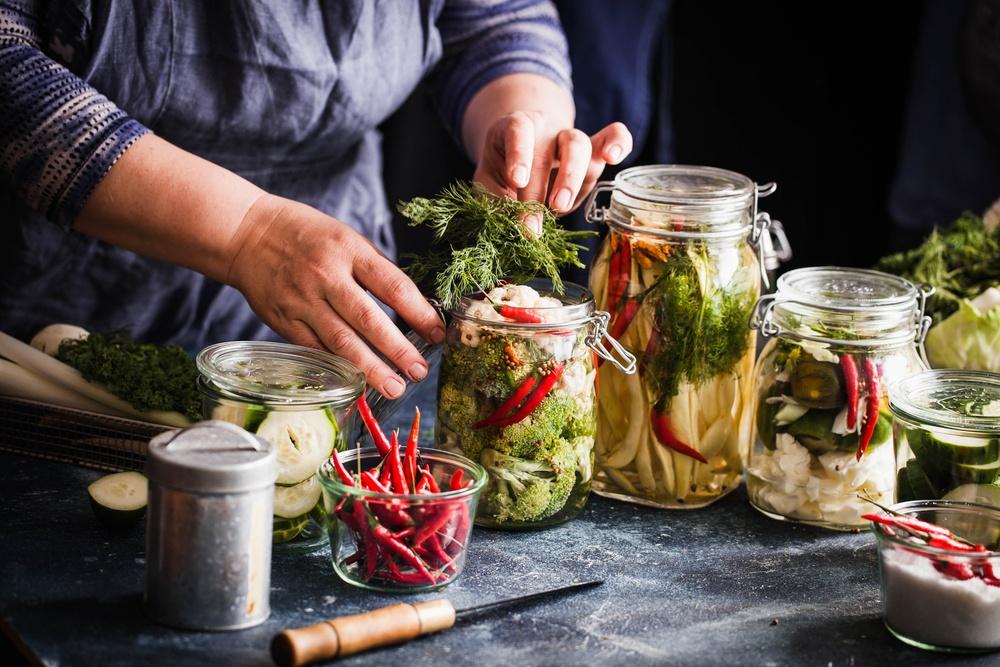 cara mengawetkan makanan