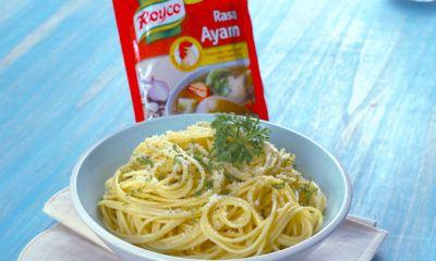 cara membuat spaghetti