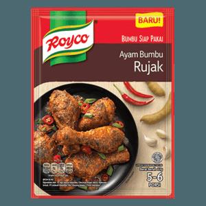Royco Bumbu Siap Pakai Ayam Bumbu Rujak