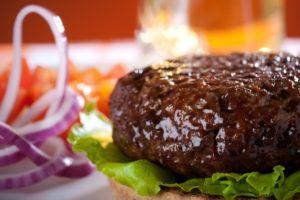 masak enak hamburger untuk akhir pekan