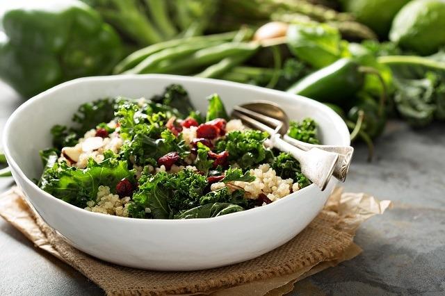 Konsumsi sayuran hijau setelah berolahraga