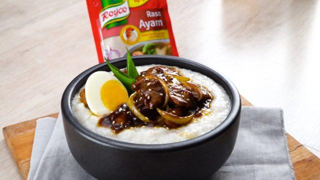 resep bubur ayam sebagai resep sarapan pagi