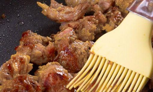 resep masakan ayam kecap tomat copd blog Resepi Nasi Goreng Daging Azie Kitchen Enak dan Mudah