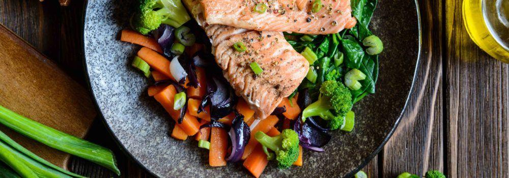 makanan pembentuk otot