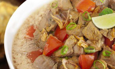 Resep Sop Kaki Kambing, Hidangan Paling Istimewa untuk Makan Malam