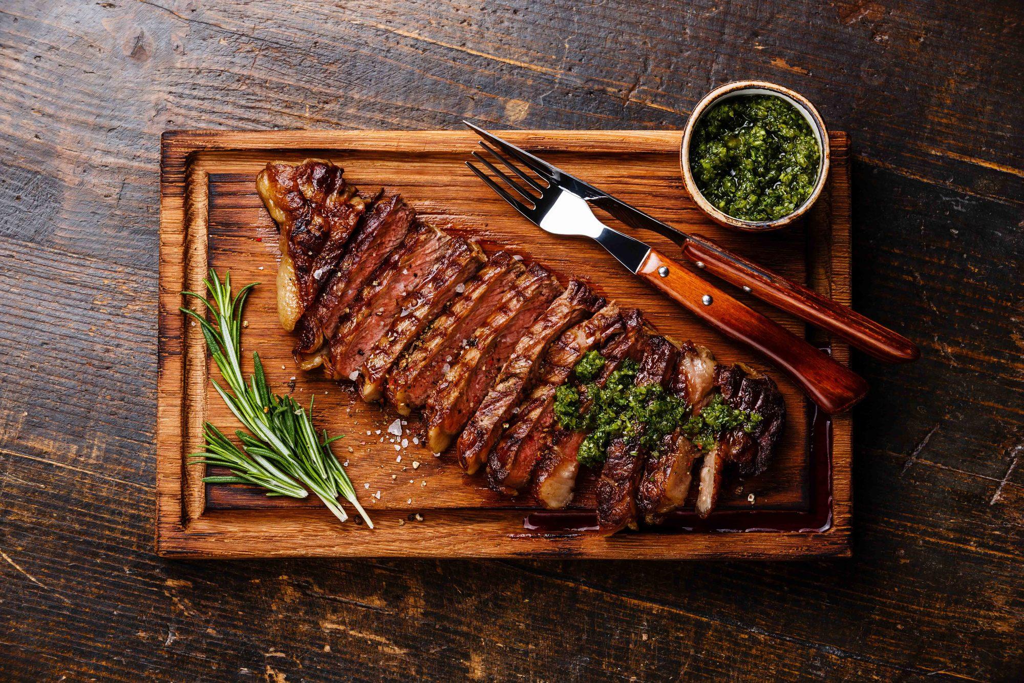 Mantaap, Tenderloin vs Sirloin, Dilema Para Penikmat Steak