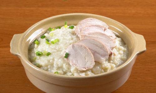 Resep Bubur Ayam Hainan Menyehatkan Masak Apa Hari Ini