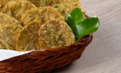 sajian resep keripik tempe cabe hijau yang renyah