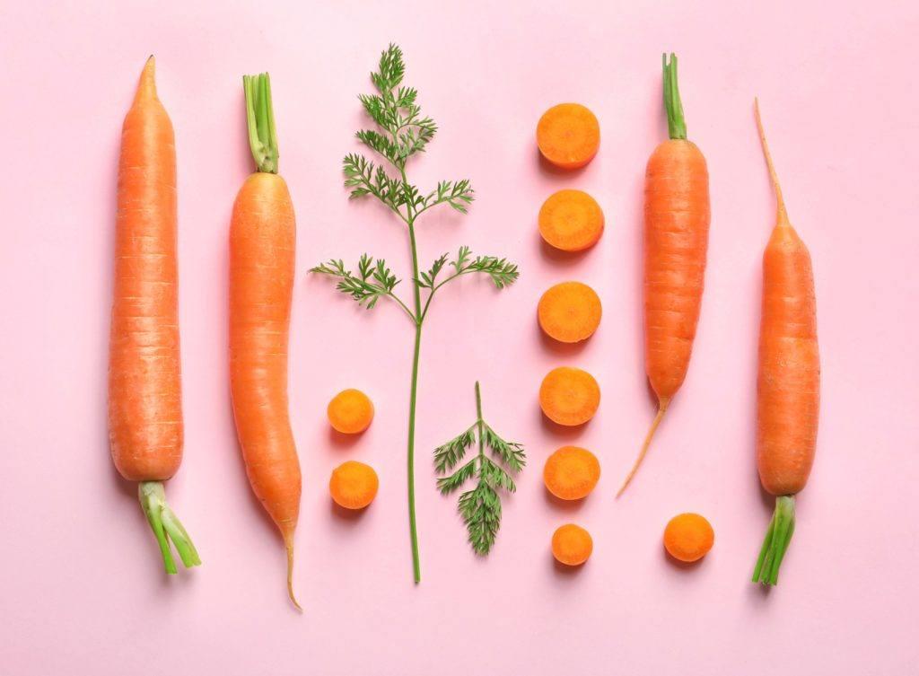 mata sehat dengan mengonsumsi wortel