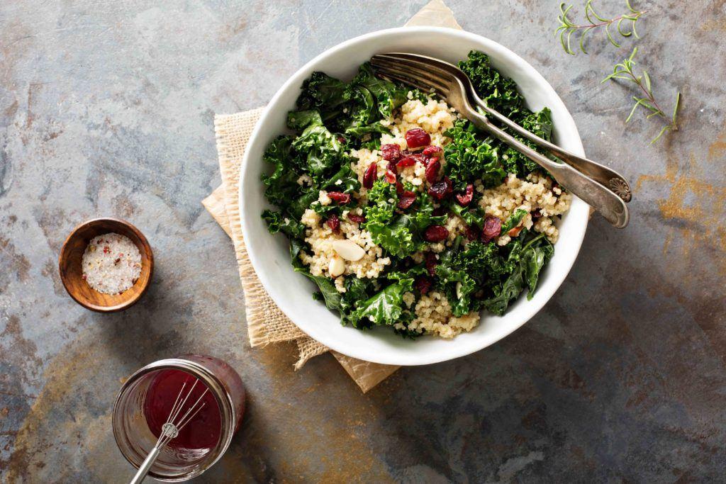 salad kale membantu menjaga mata sehat