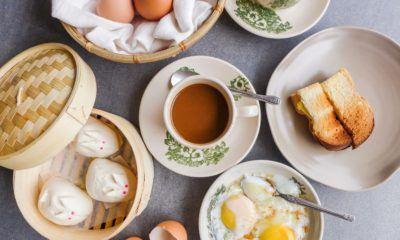 pecinta kopi pasti menyukai hidangan klasik kopitiam dengan secangkir kopi
