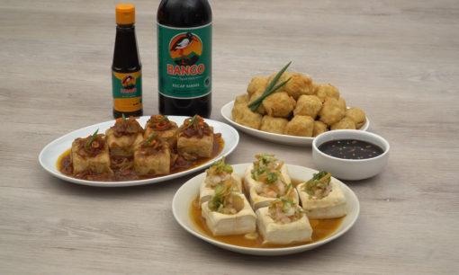 3 hidangan Tahu Susu Lembang.