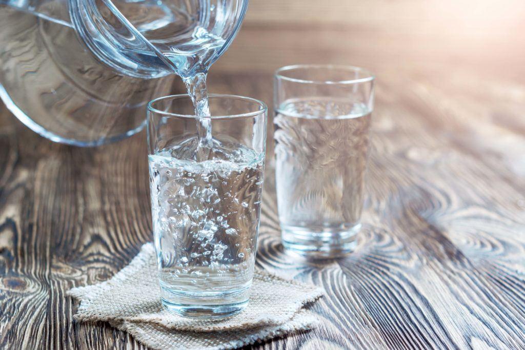 Air adalah satu cara turunkan berat badan.
