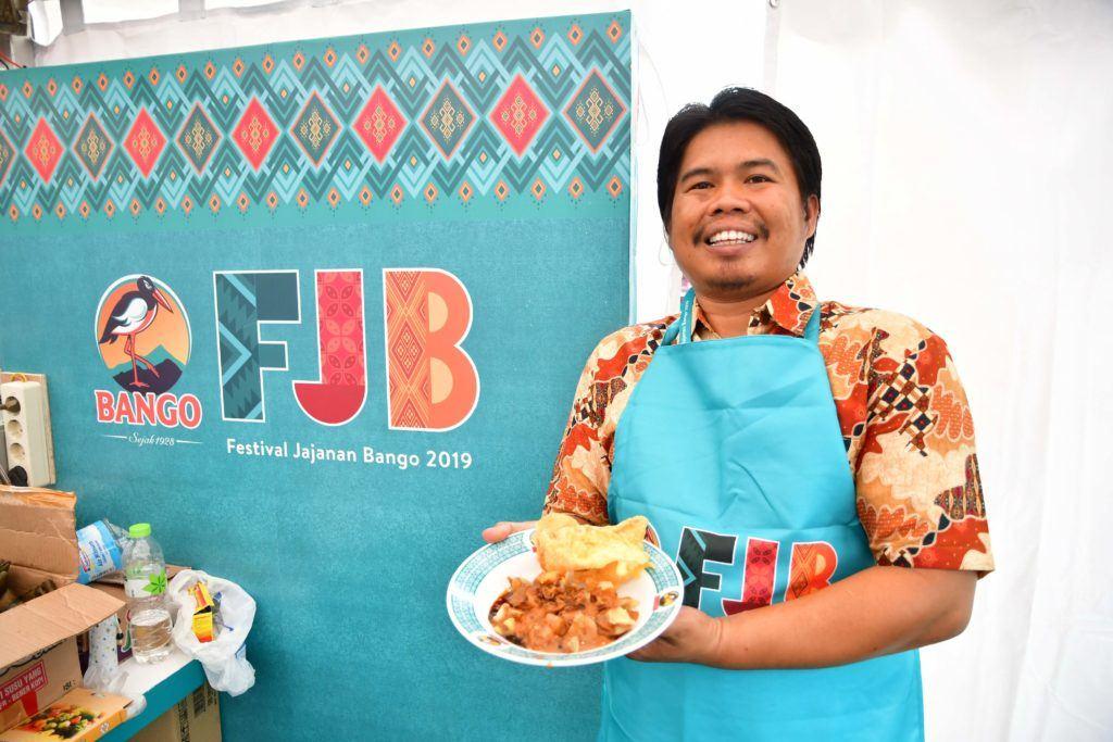 Festival kuliner FJB tampilkan cungkring khas Bogor.