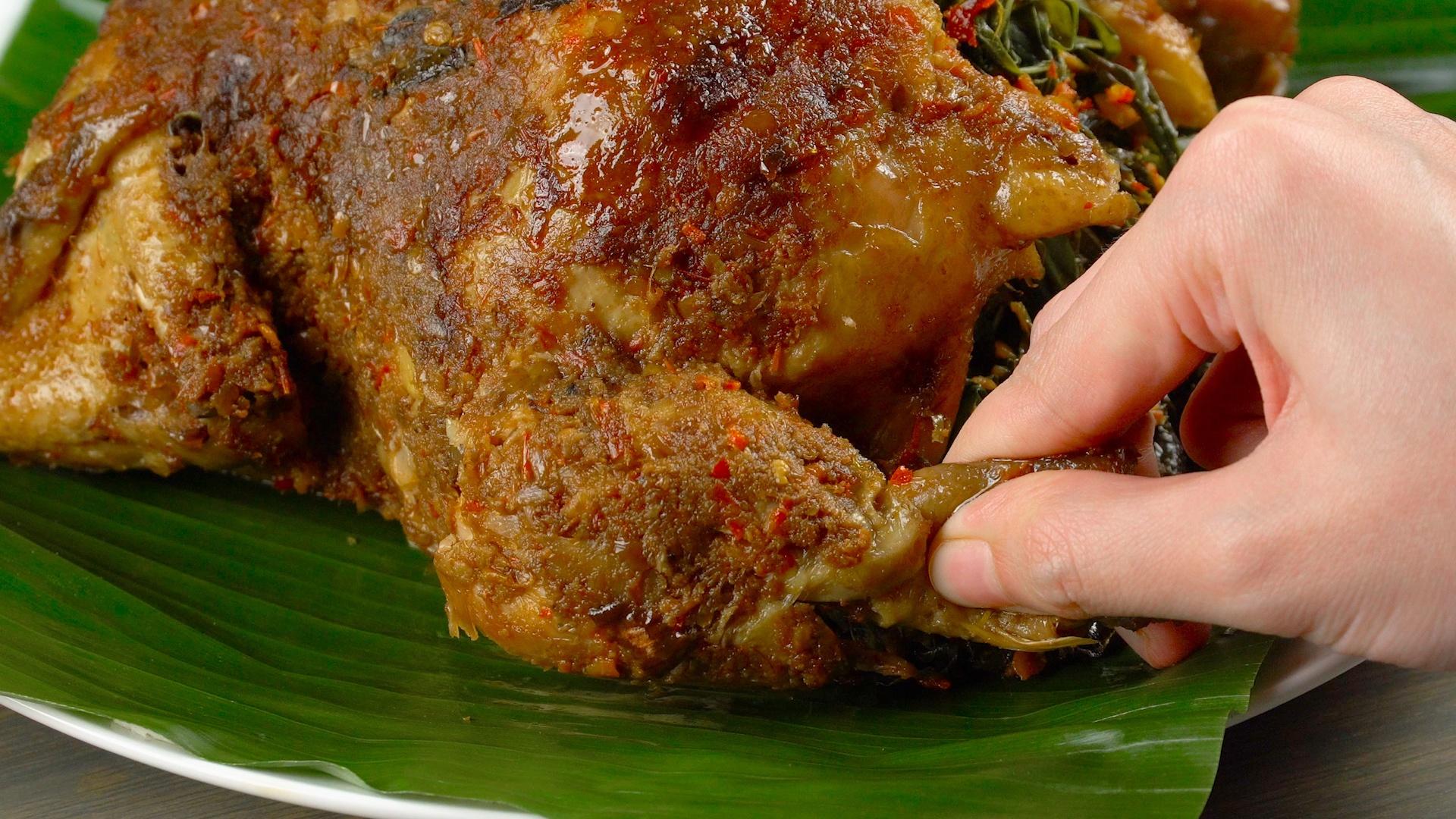 Resep Ayam Betutu Khas Bali Masak Apa Hari Ini