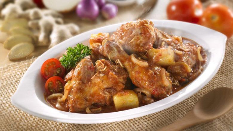 Ayam Tomat Aroma nikmat tersaji kapan saja.