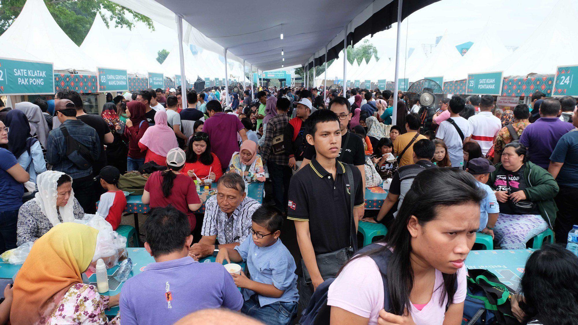 Harus Tahu Cerita Kuliner Legendaris Jakarta di FJB 2019