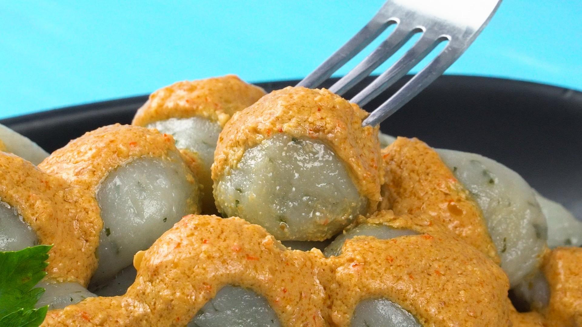 Resep Cilok Bumbu Kacang Jajanan Favorit Sepanjang Masa