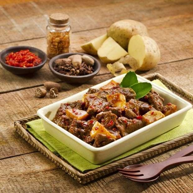 Oseng daging kentang cepat dan mudah dimasaknya.