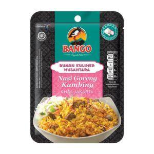 Bango Bumbu Kuliner Nusantara Nasi Goreng Kambing Khas Jakarta