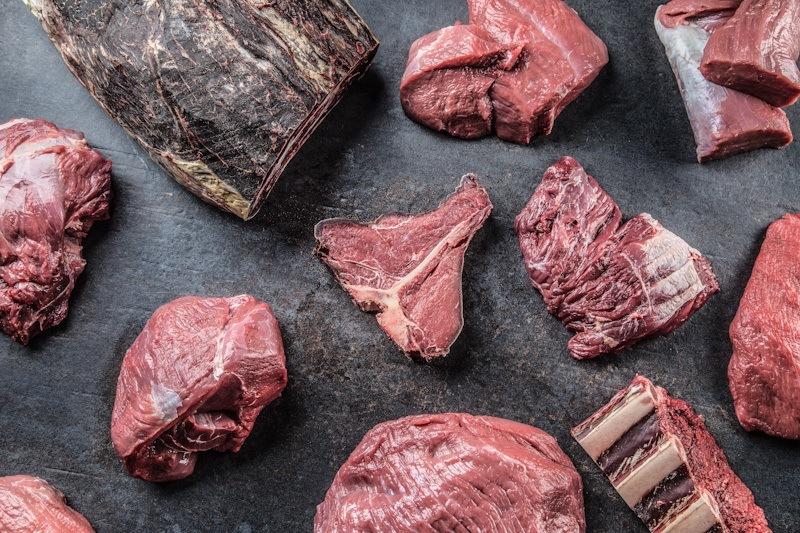 Cara menyimpan daging sapi dalam berbagai macam tipe.