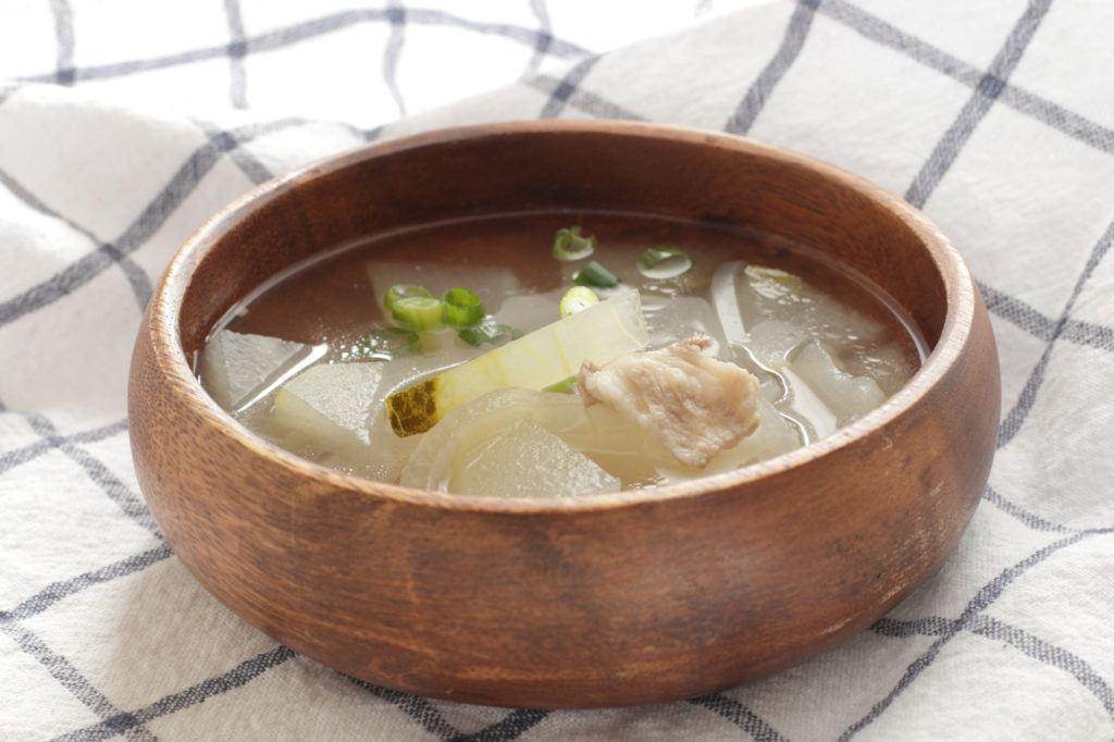 Sup Beligo, menu rendah kolesterol, ini begitu menyehatkan.
