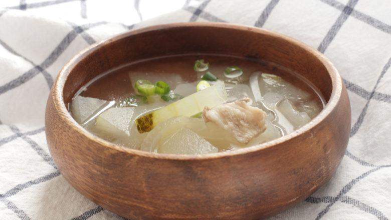 Sup Beligo ini begitu menyehatkan.