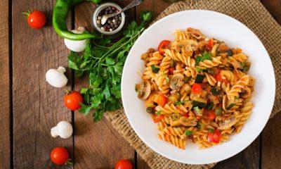 Jenis-jenis pasta terkenal di dunia adalah fusilli sebagai salah satunya.