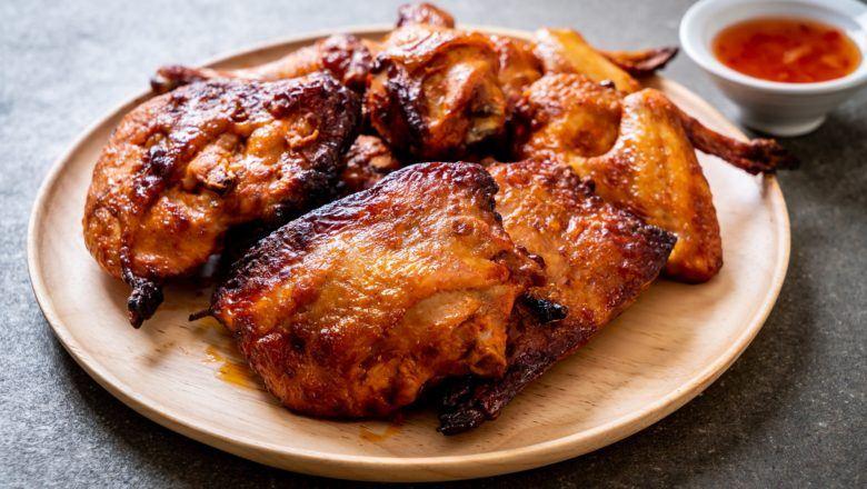 Resep Ayam Bakar Hitam Manis Masak Apa Hari Ini