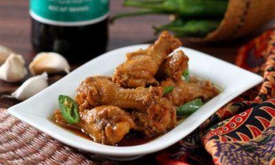 Resep Ayam Kecap Cabai Hijau, Sensasi Manis Pedas yang Menggiurkan