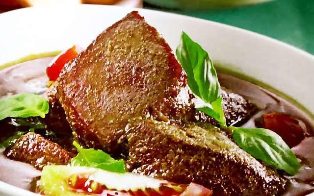 Resep Semur Ikan Tuna Masak Apa Hari Ini