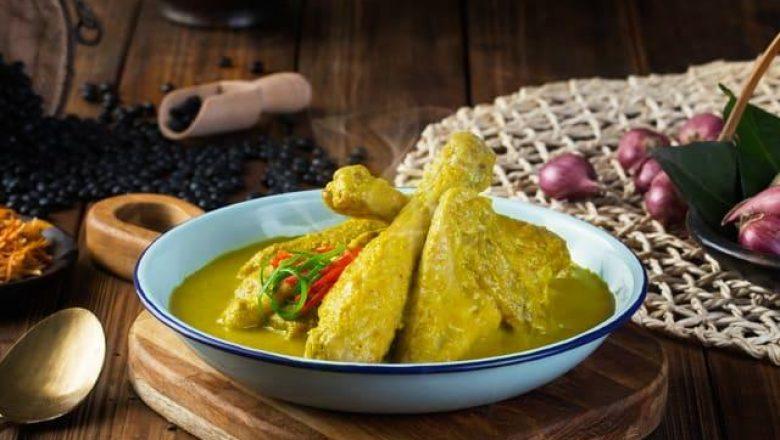 Resep Opor Ayam Kuning Spesial Masak Apa Hari Ini
