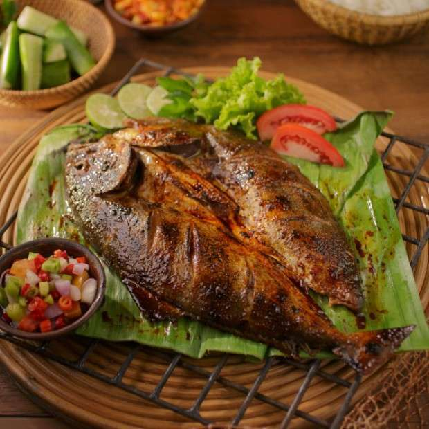 Resep Ikan Pecah Kulit Bakar - Masak Apa Hari Ini?